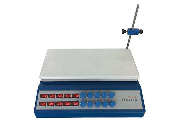 CJB-S-10D数显十点磁力搅拌器