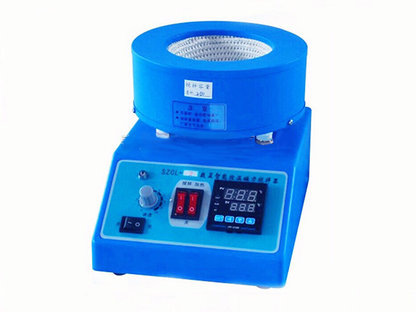 SZCL-2数显智能控温磁力搅拌器