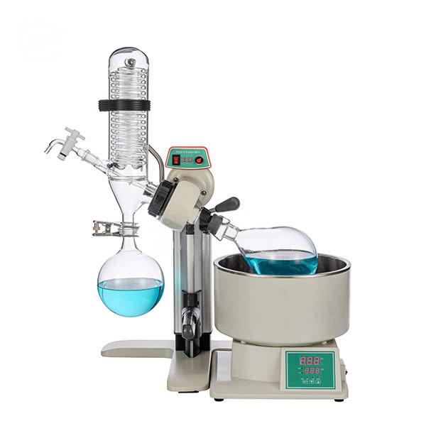 旋转蒸发仪,我们应该追求蒸馏效率