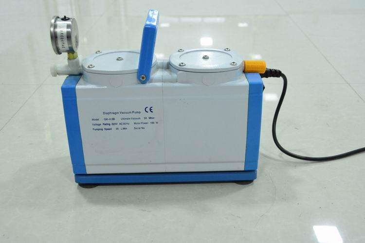 如何维护保养无油隔膜真空泵?