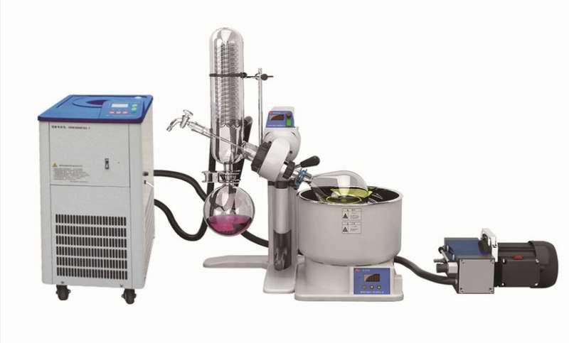 DLSB低温冷却液循环泵要搭配多大容量的旋蒸或反应釜?