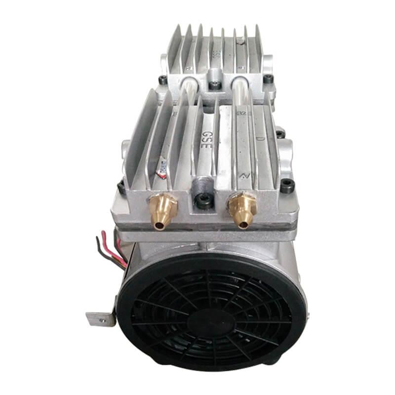 如何使用隔膜真空泵?