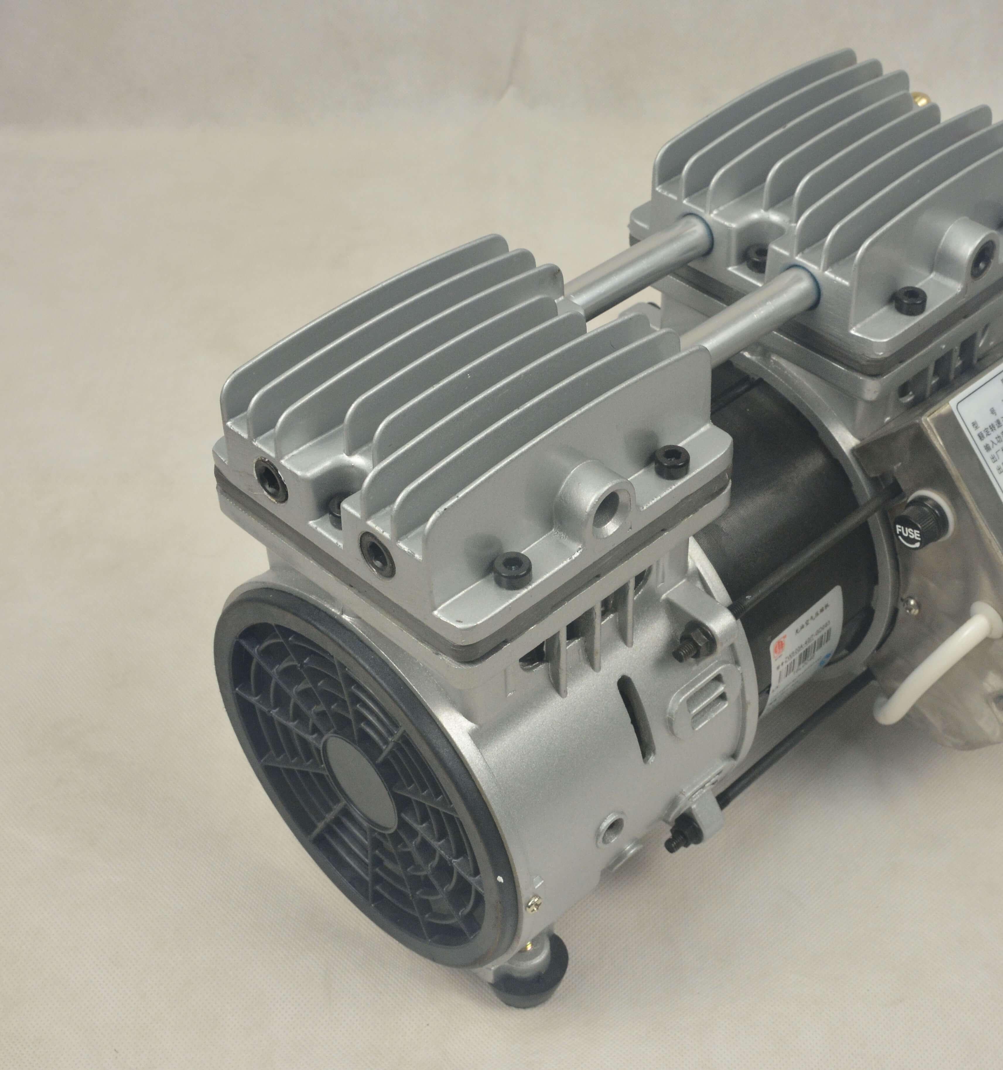 隔膜真空泵的五个优点