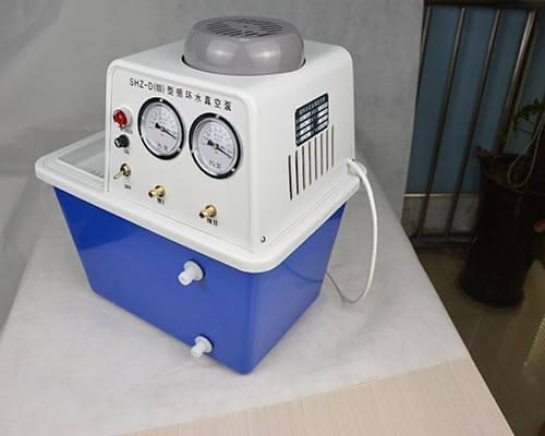 使用真空泵的注意事项和使用步骤